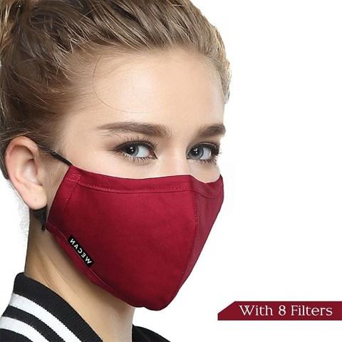 Индивидуальные многоразовые маски для лица и антисептические салфетки