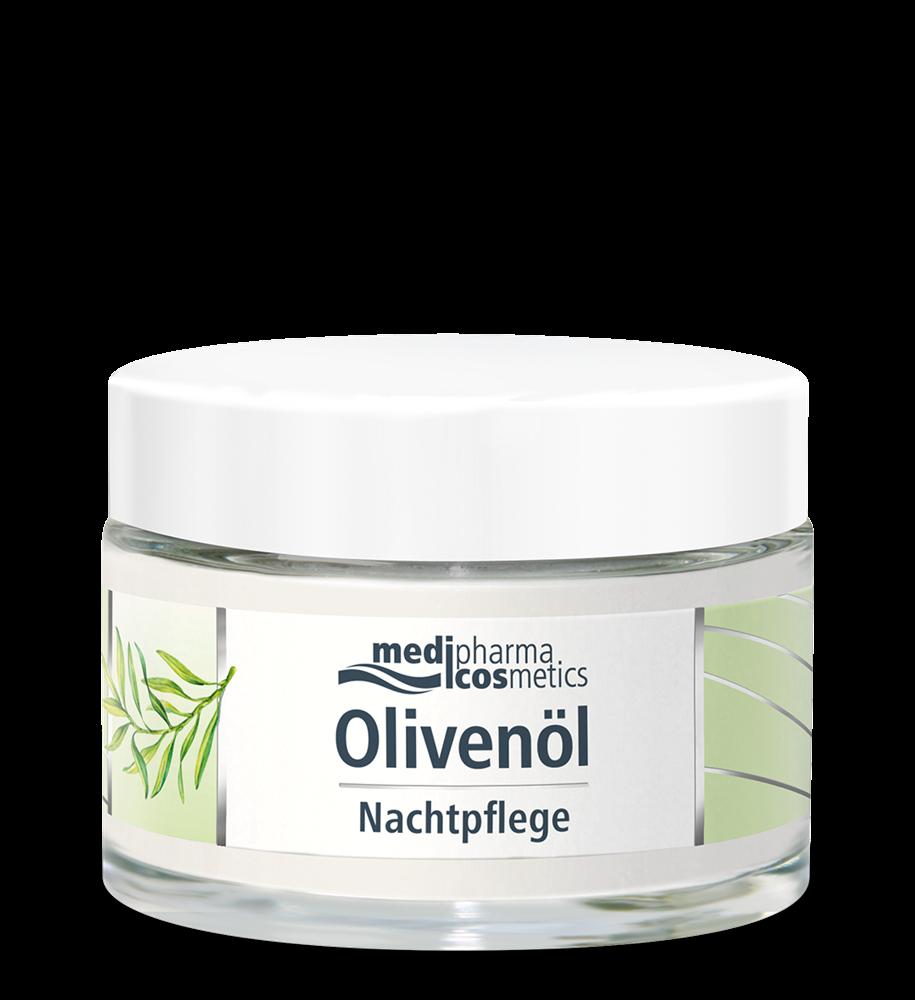 MC Olivenol крем для лица ночной, 50 мл
