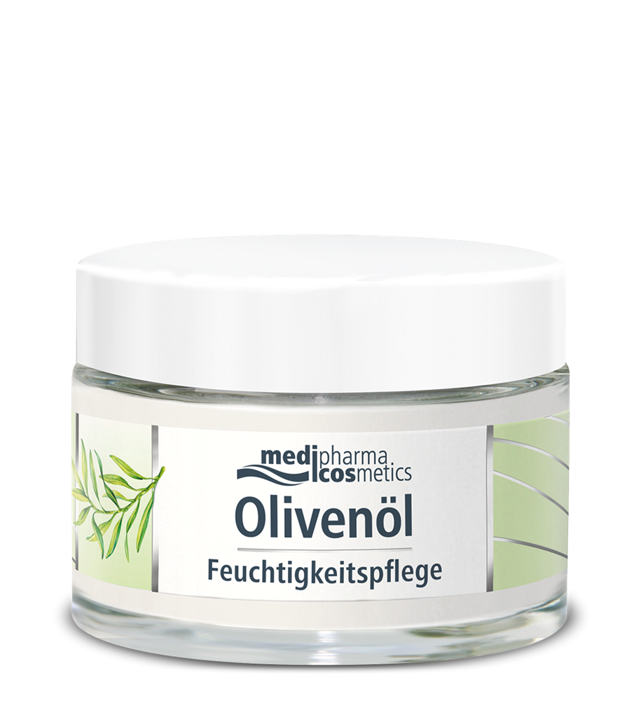 MC Olivenol крем для лица увлажняющий, 50 мл