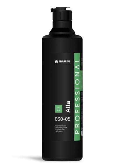 ALLA Жидкое мыло с перламутром и ароматом парфюма 0,5л - фото 11276