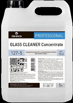 Glass Cleaner concentrate, 5л, средство для мойки стекол - фото 5204
