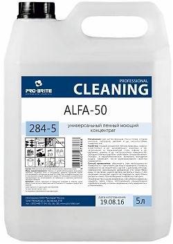 ALFA-50, 5 л, пенный моющий концентрат - фото 5211