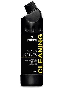 ALFA-50, 0,75 л, пенный моющий концентрат - фото 5213