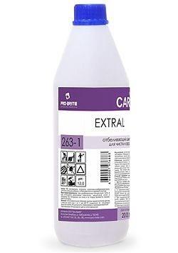 EXTRAL, 1 л, шампунь для ковров - фото 5220