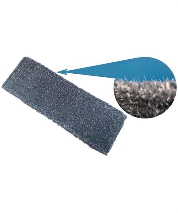 MMH-40-RS, Абразивный моп для сложных загрязнений (длинноворсовый), 40х11 см, карман+язык - фото 5225