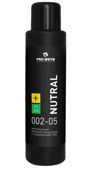 NUTRAL, 0,5 л, низкопенный концентрат - фото 5233