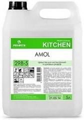 AMOL 5 л, для очистки грилей и духовых шкафов - фото 5254