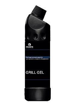 GRILL-GEL, 0,75 л, для очистки грилей и духовых шкафов - фото 5266