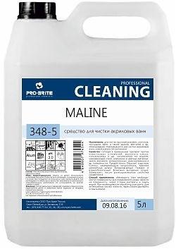 MALINE 5 л, средство для чистки акриловых ванн - фото 5298