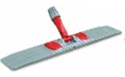 FP-50, Держатель мопа 50х13см, пластиковый держатель для плоского мопа. - фото 5305