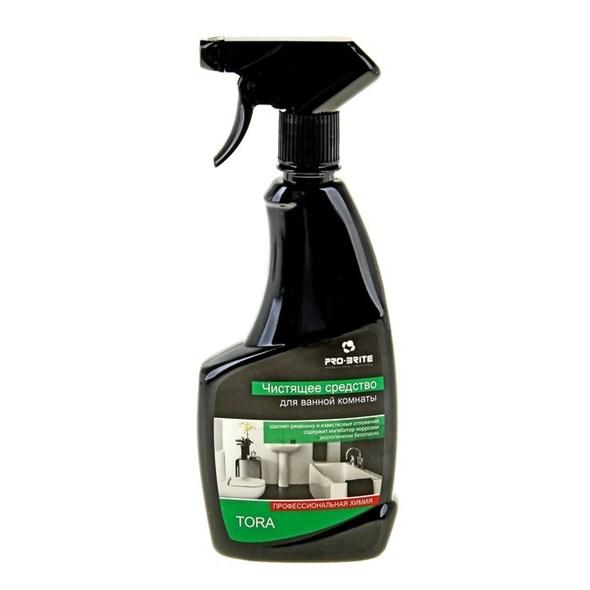 TORA 0,5 л, средство для чистки санузлов и душевых - фото 5308