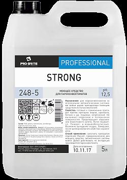 STRONG, 5 л, моющее средство для пароконвектоматов - фото 5328