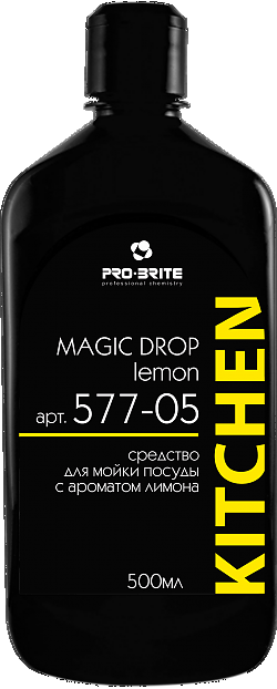 MAGIC DROP Lemon, 500 мл - фото 5330