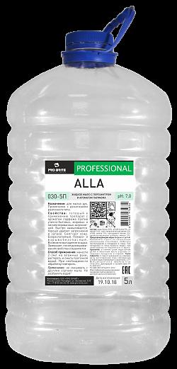 ALLA, 5 л жидкое парфюмированное мыло с перламутром - фото 5344