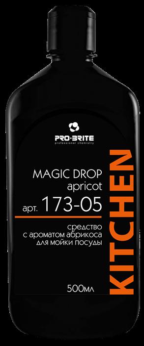 Magic Drop Apricot, 0,5 л, средство для мытья посуды - фото 5364