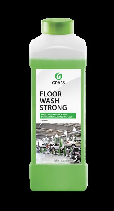 GRASS Щелочное средство для мытья полов Floor Wash strong 1 л - фото 5446