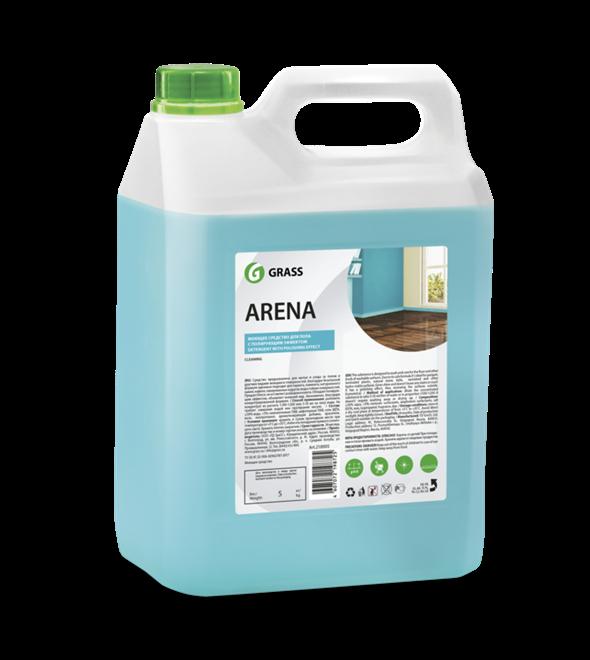 GRASS Средство с полирующим эффектом для пола Arena 5 кг - фото 5450