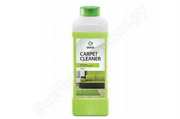 GRASS Carpet Cleaner 1 л - фото 5452