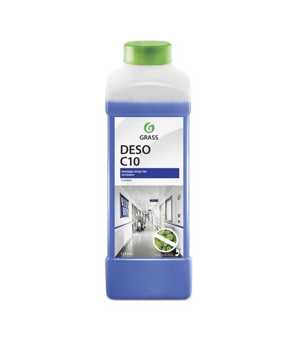 GRASS Средство для чистки и дезинфекции Deso (С10) 1 л - фото 5454