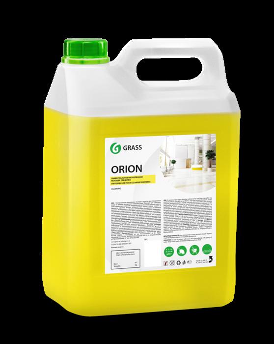 """GRASS Универсальное низкопенное моющее средство """"Orion"""" (канистра 5 кг) - фото 5480"""