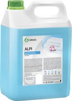 GRASS Гель-концентрат для стирки Alpi для белых вещей (канистра 5 кг) - фото 5485