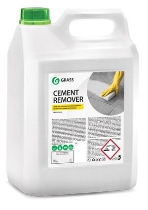 GRASS Очиститель после ремонта Cement Remover 5,8кг - фото 5554