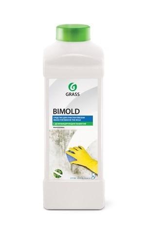 "GRASS Средство для удаления плесени ""Bimold"" (канистра 1л) - фото 5562"
