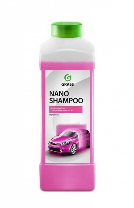 """Наношампунь  """"Nano Shampoo"""" 1 л - фото 5568"""