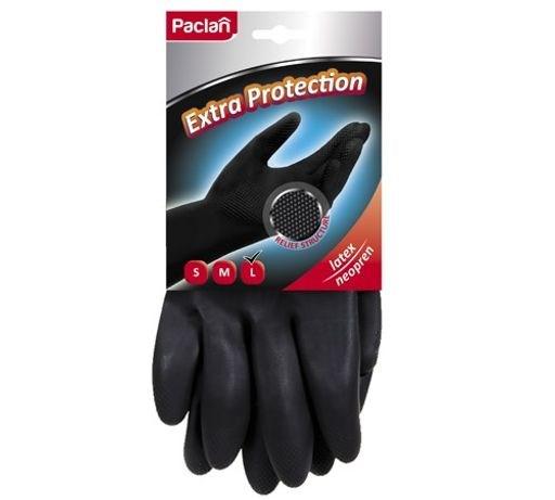 Перчатки неопреновые Paclan Extra Protection (L), 1 пара - фото 6147