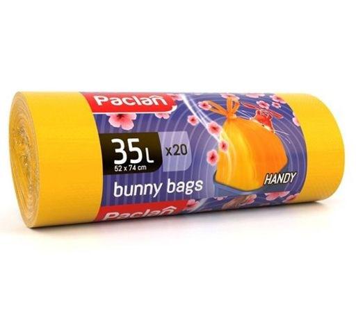 Мешки для мусора с ручками Bunny Bags Aroma 35л 20шт. - фото 6182