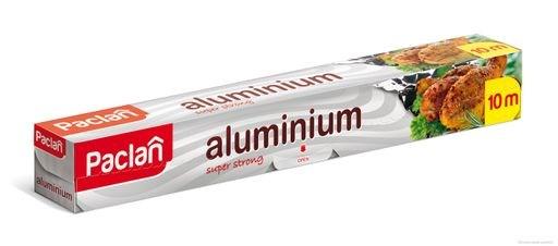 Фольга алюминиевая 10м х 29см в коробке - фото 6245