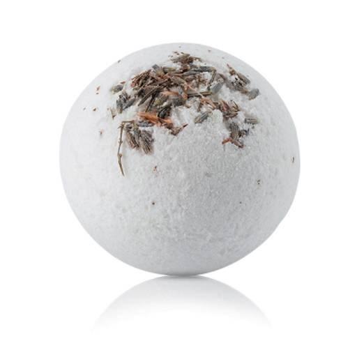 Бурлящий шарик для ванн Лаванда 185 г - фото 6260