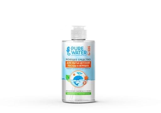 Моющее средство для мытья детской посуды PURE Water 450 мл - фото 6325