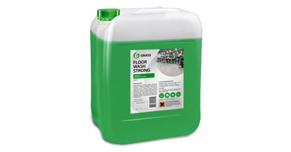 GRASS Щелочное средство для мытья полов Floor Wash strong 10 кг - фото 6404