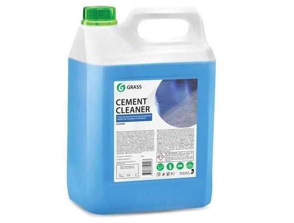 GRASS Очиститель после ремонта Cement Cleaner (канистра 5,5 кг) - фото 6405