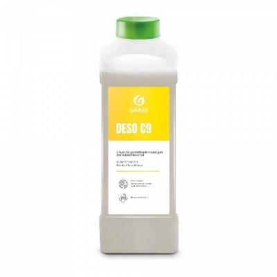 GRASS Средство дезинфицирующее DESO (C9), 1 л. ПОД ЗАКАЗ! - фото 6406
