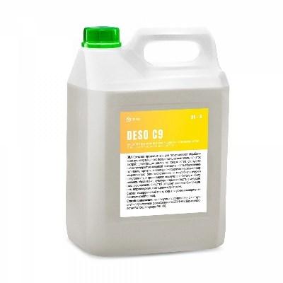 GRASS Средство дезинфицирующее DESO (C9) 5кг - фото 6407