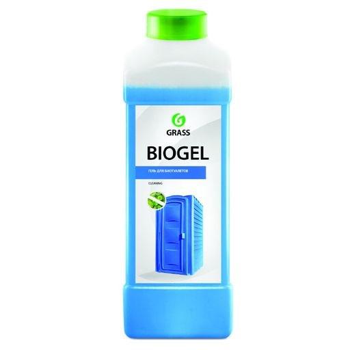 GRASS Средство для биотуалетов BIOGEL 1 л - фото 6408