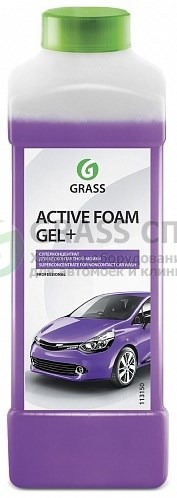 GRASS Active Foam Gel Plus 1 л - фото 6882