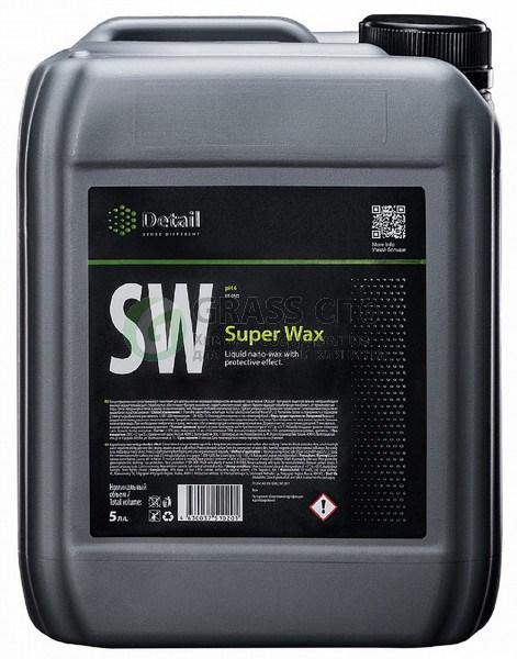 Жидкий воск SW (Super Wax) 5л ПОД ЗАКАЗ! - фото 6899