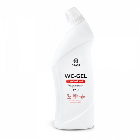 "Чистящее средство ""WC-gel"" Professional (флакон 750 мл) - фото 6939"