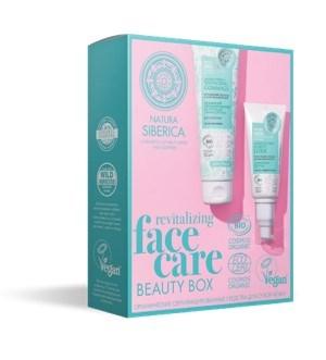 """Подарочный набор Natura Siberica для сухой кожи кожи """"Ecocert Organic"""" - фото 7389"""