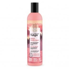 NATURA SIBERICA / Doctor Taiga / Бальзам «Био. Восстанавливление поврежденных волос», 400 мл - фото 7433