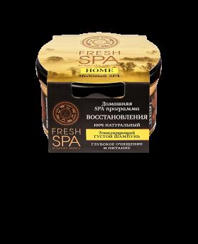 "NATURA SIBERICA / Fresh Spa Home / Медовый Spa / Густой шампунь для волос ""Тонизирующий"", 170 мл - фото 7481"