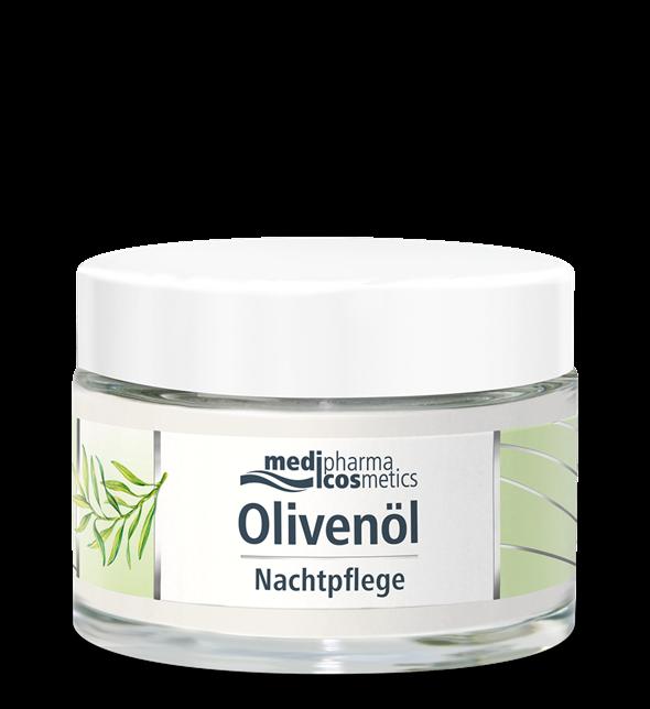 MC Olivenol крем для лица ночной, 50 мл - фото 7515