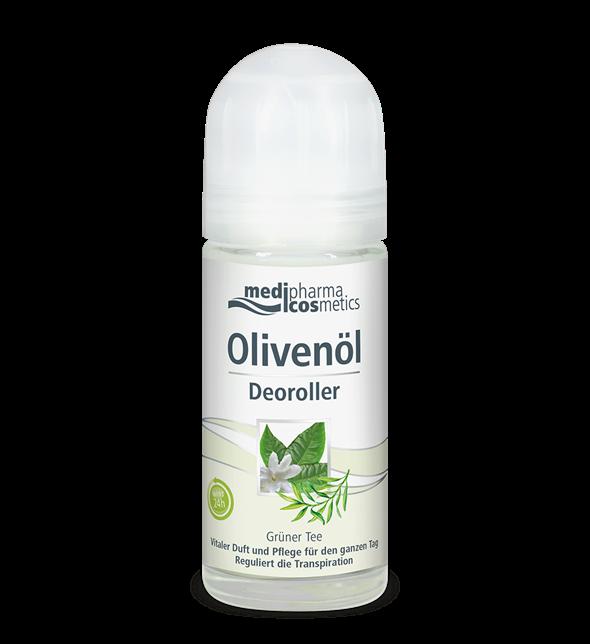 """MC Olivenol дезодорант роликовый """"Зеленый чай"""", 50 мл - фото 7520"""