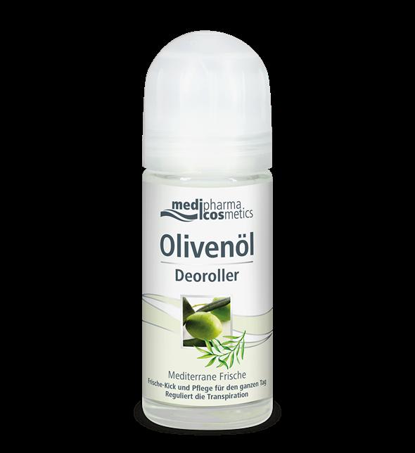 """MC Olivenol дезодорант роликовый """"Средиземноморская свежесть"""", 50 мл - фото 7521"""