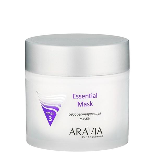 ARAVIA Professional Себорегулирующая маска Essential Mask, 300 мл./8 - фото 7734