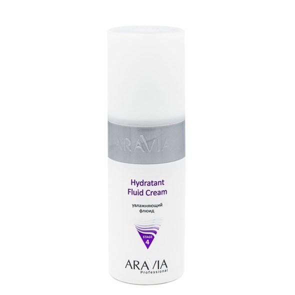 ARAVIA Professional Увлажняющий флюид Hydratant Fluid Cream, 150 мл./12 - фото 7745