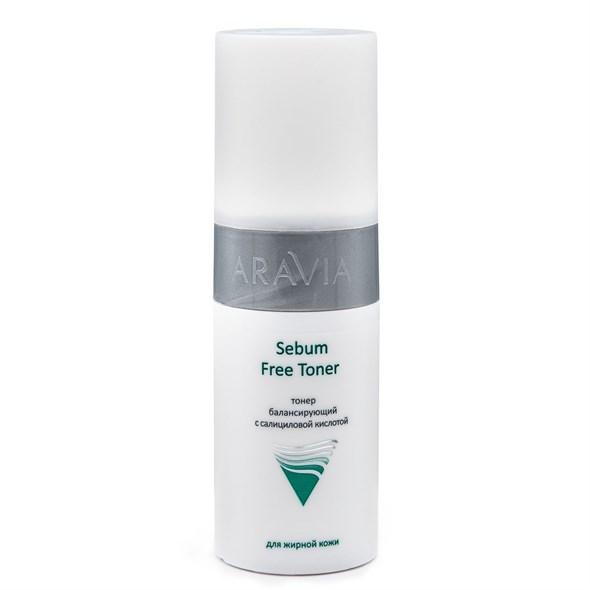 ARAVIA Professional Тонер с салициловой кислотой Sebum Free Toner   150 мл/12 - фото 7793